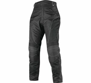 FirstGear Women's Contour Air Motorcycle Pants Black