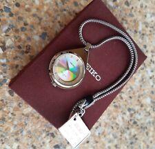 Seiko  Fancywatch 17 Jewels 2100-7070 Pocket/Pendant Watch January 1962