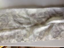 Sciarpa Rosso-Bianco-POPPY floreali in grassetto pittoriche Stampa Cravatta di seta collo-PAPAVERI-un regalo