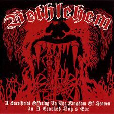 BETHLEHEM-A Sacrificial Offering To The Kingdom Of Heaven CD shrunkwrap