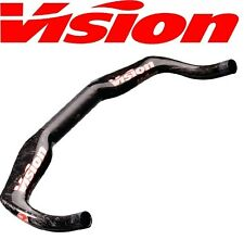 Vision Carbon Trimax Bull 31.8 x 41cm 0mm Drop TT TimeTrial Handle Bar UCI Bike