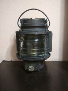Maritime Lamps / Rare, marine, brass lantern made in Poland. Brass