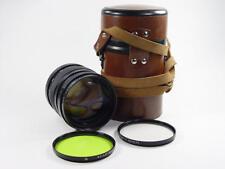 Excellent Portrait lens Kaleinar 3B 2.8 150mm Kiev-60, Pentacon. s/n 800783.