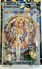 Grimm Fairy Tales Alice Liddle Action Figure White Chase Variant by CS Moore