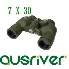 Celestron Cavalry Series 7x30 Binoculars With Compass & Reticle Tpbc71420