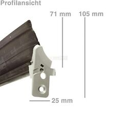 Joint de la Porte Lave-Vaisselle 1-seitig dessous Bsh 298534 00298534 Source