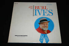 "Burl Ives   2 x LP 33T 12""   The Best Of   USA"