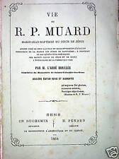 R. P. MUARD Vireaux Joux-la-Ville St-Martin d'Avallon