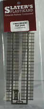 Slaters 2A05 Lineside Fencing & Gate Makes 445mm Brown N Gauge 1st Class Post
