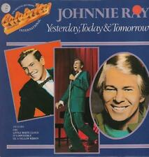 Johnnie Ray(Vinyl LP)Yesterday Today & Tomorrow-Celebrity-ACLP 009-UK-1-VG+/NM