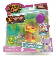 Animal Jam Best Dressed Sparkle Tiger Action Figure