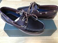 Timberland Boat Shoes Ladies |Brown | UK 3/4/5/6/7/8/9 | GENUINE | Free Delivery