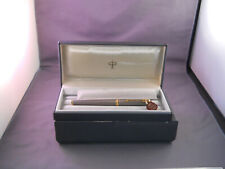Parker Vintage Premier Sterling Silver Fountain Pen