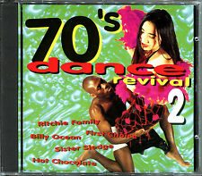 70'S DANCE REVIVAL - CD 2 - CD COMPILATION  [808]