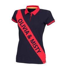 T-shirt, maglie e camicie da donna a manica lunga rosso taglia S