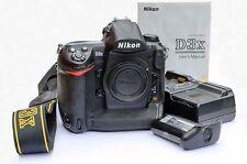 Nikon D3x 24.5MP Digital SLR USA 47k Clicks Excellent Condition