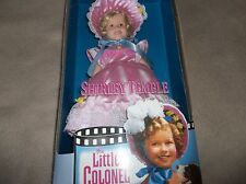 Shirley Temple Doll The Little Colonel Pink Dress NRFB