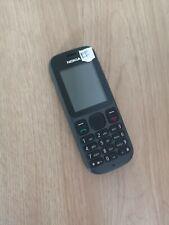 Nokia 100 - Phantom Black (Orange/EE/Tmobile) Mobile Phone