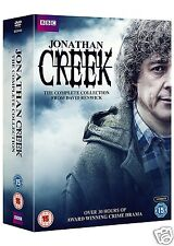 Jonathan Creek: The Complete Collection 2016 [BBC](DVD)~~Alan Davies~~NEW SEALED