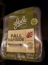 Glade Plugins OIL 2 Refills FALL HAYRIDE - Retired