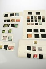 Collection of 23 Phillipine Stamps WW2 Occupation Japanese w/Overprints Filpinas