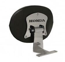 HONDA VT 750 VT750 C2 SHADOW C2 MASSIVE ADJUSTABLE CHROME DRIVER RIDER BACKREST