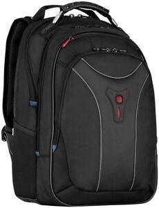"""WENGER Carbon  Rucksack   bis 43.9cm (17.3"""")  schwarz (Notebook Tasche)"""