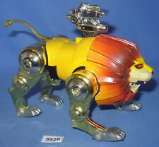 "Daltanious Beralios Lion Toy Figure Y&K GB-02 Bandai Popy 1979 5.5"" Long Used"