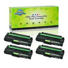 1-4PK MLT-D105L 105L Toner for Samsung ML-2580n SCX-4600 SCX-4623F SCX-4623FN