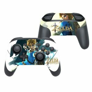 The Legend of Zelda Cover Decal Skin Sticker for Nintendo Switch Pro Controller