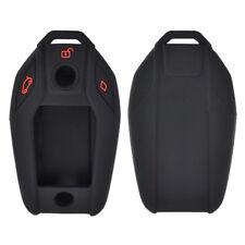 Silicone Key Case Cover For BMW 7 Series G11 G12 740li 750li Fob Remote Holder