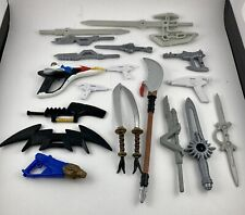 Bandai Power Rangers action figure toys weapons/accessories lot