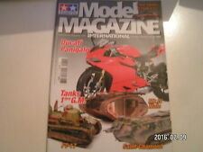 ** Model Magazine International n°132 Le Saint Chamond au 1/35 / F-16CJ au 1/72