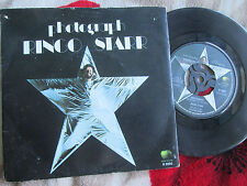Ringo Starr – Photograph  Apple Records – R 5992 UK 7inch 45 Vinyl Single