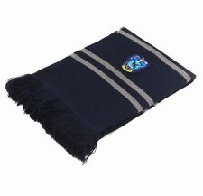 Harry Potter Cosplay Scarf Wrap Ravenclaw Winter Warm Soft Wool Knit Gift