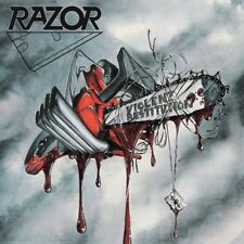 RAZOR - VIOLENT RESTITUTION (DELUXE CD REISSUE)  CD NEW+