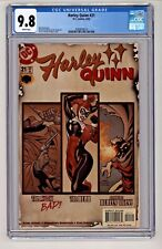 DC's Harley Quinn #21 Dodson Cover CGC 9.8