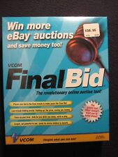Final Bid [CD-ROM] Windows NT / Windows 98 / Windows 2000 / Windows Me / Windo..