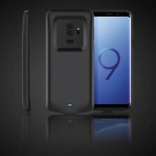 [Galaxy S9 Plus Battery Case] [Tough] Protective Charging Cover - Retail Package