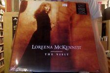 Loreena McKennitt The Visit LP sealed 180 gm vinyl + download