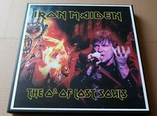 IRON MAIDEN - the 02 of lost souls  -  lp--BOX-test pressing