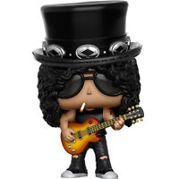FUNKO POP Rocks Music Guns N Roses Slash SOFT VINYL ACTION FIGURE NEW