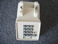 Vintage Beige AMERIPHONE  Push Button Telephone #2500-BH..See Pics FREE SHIPPING