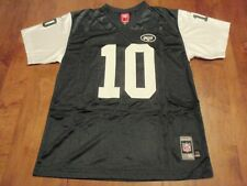 Chad Pennington New York Jets Reebok NFL Jersey Boys Extra Large XL (18-20) #10