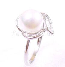 Anillos de bisutería anillo de compromiso color principal blanco