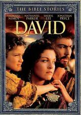 The Bible Stories: David [New DVD] Full Frame