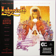 Labyrinth - David Bowie & Trevor Jones [Latest Pressing] LP Vinyl Record Album