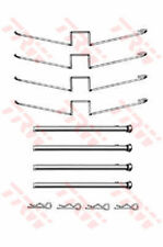 JAGUAR XJS Brake Pad Fitting Kit Front 3.6,4.0,5.3 81 to 96 TRW 1131172 Quality