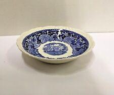 "Mason's  VISTA-BLUE Fruit/Dessert Bowl (5-3/8"") More items available"