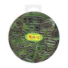 Makin's Clay Cutter Set - Uppercase Alphabet
